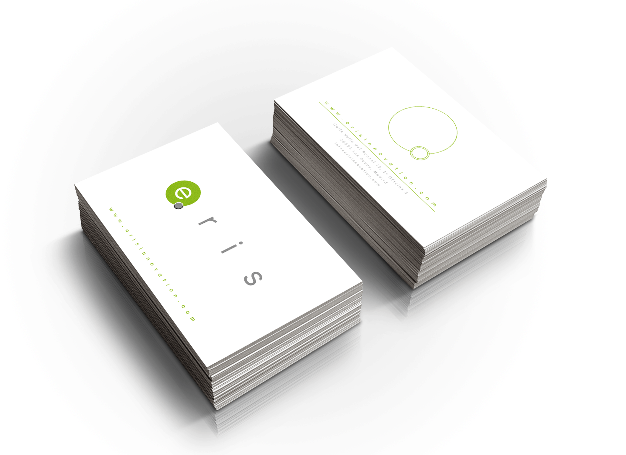 Eris Business Cards