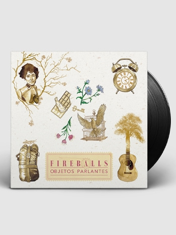 Fireballs Album Cover