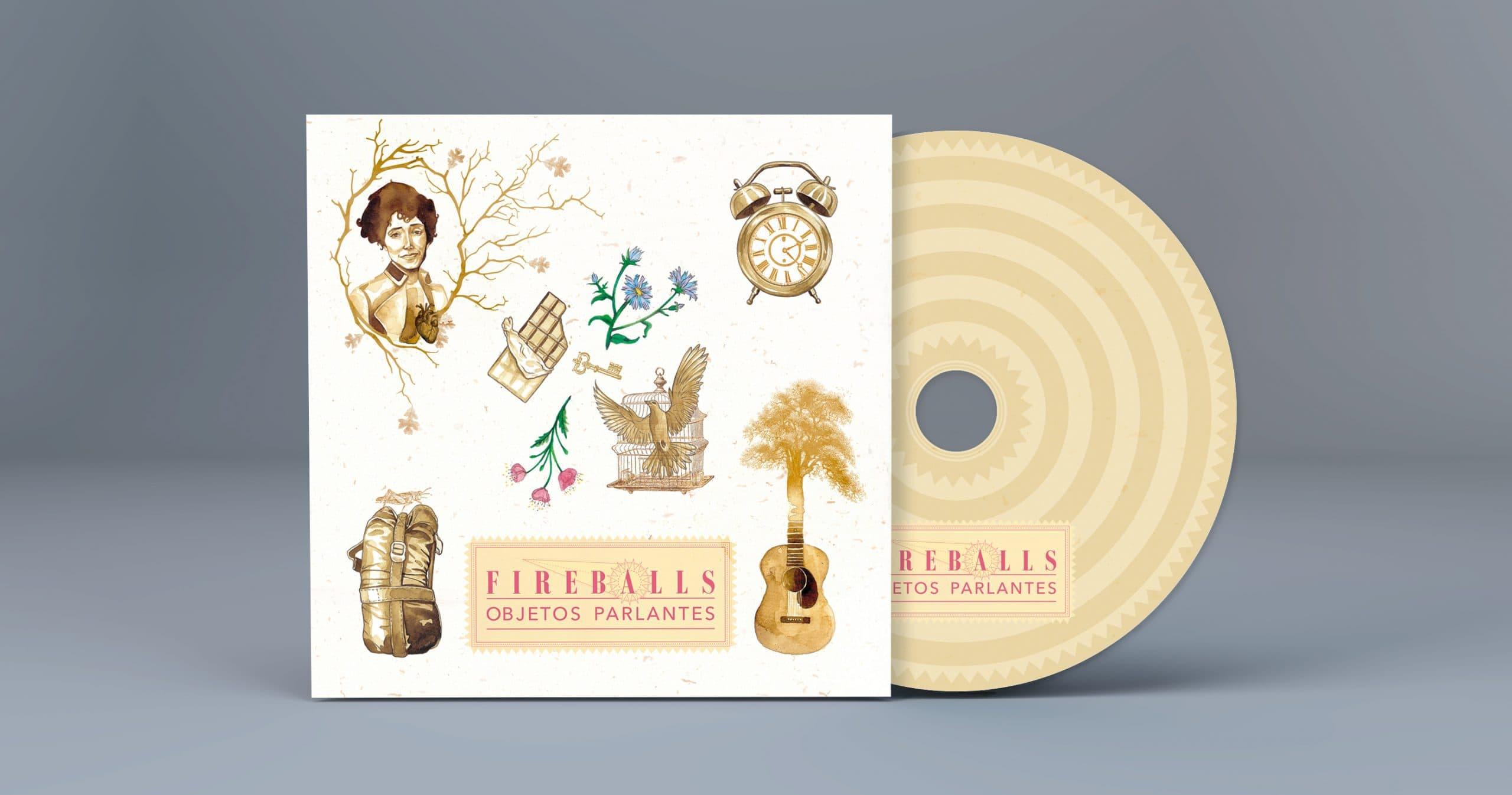 Fireballs Objetos Parlantes Alejandro Ouro